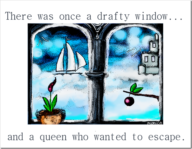 The Queen and the High Window
