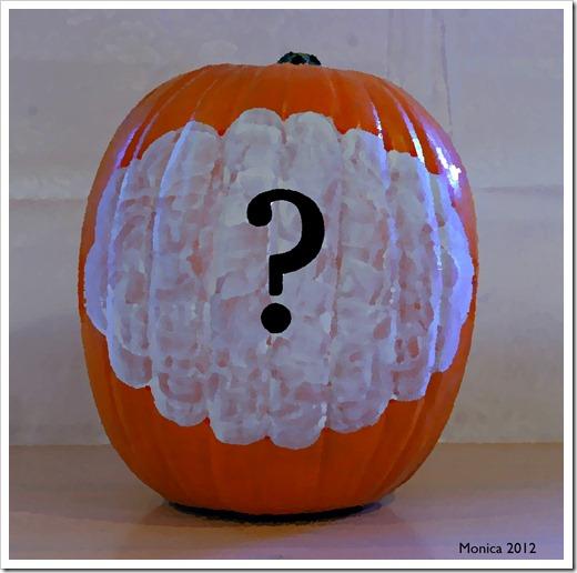 Pumpkin Mystery 2012