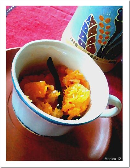 Sweet Pumpkin Dessert