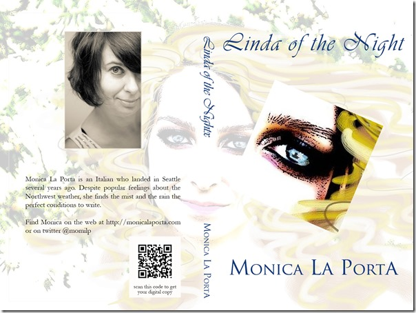 Linda of the NIght Cover 1