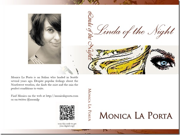 Linda of the Night Cover 3
