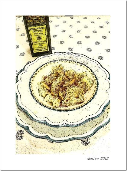 Pane Tostato per Zuppa
