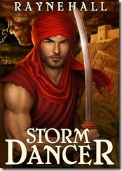 STORM DANCER cover published  11Jan13