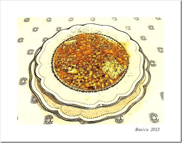 Zuppa di Lenticchie e Orzo perlato