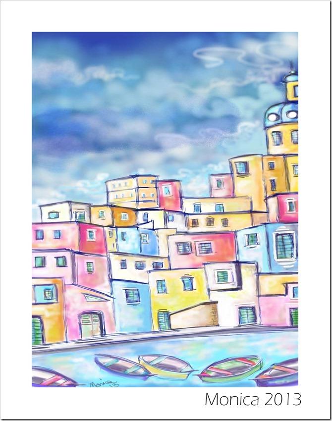 Italian Colors con firma