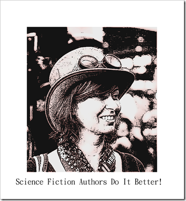 Science Fiction Authors Do It Better