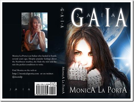 Gaia finale harback