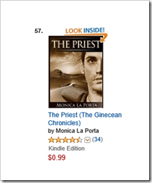 The Priest ENT #57 paid Febbraio 2014
