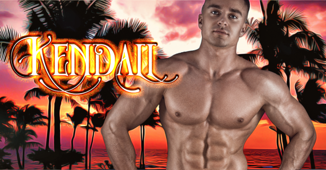 Kendall Banner painted Effect